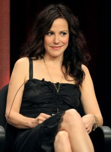 MARY-LOUISE PARKER at Weeds Panel at 2012 Summer TCA Tour in Los Angeles